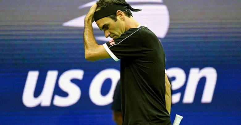 Federer Dimitrov US Open