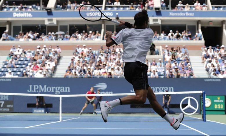 Federer Goffin
