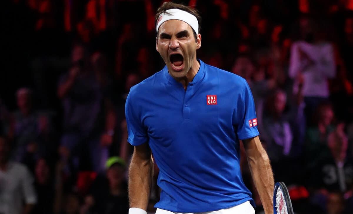 Federer Isner Lc 19