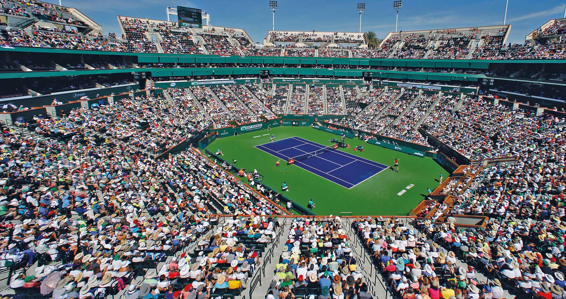 Indian Wells Tennis 2020 Schedule.Indian Wells Prize Money 2019 How Much Players Will Earn