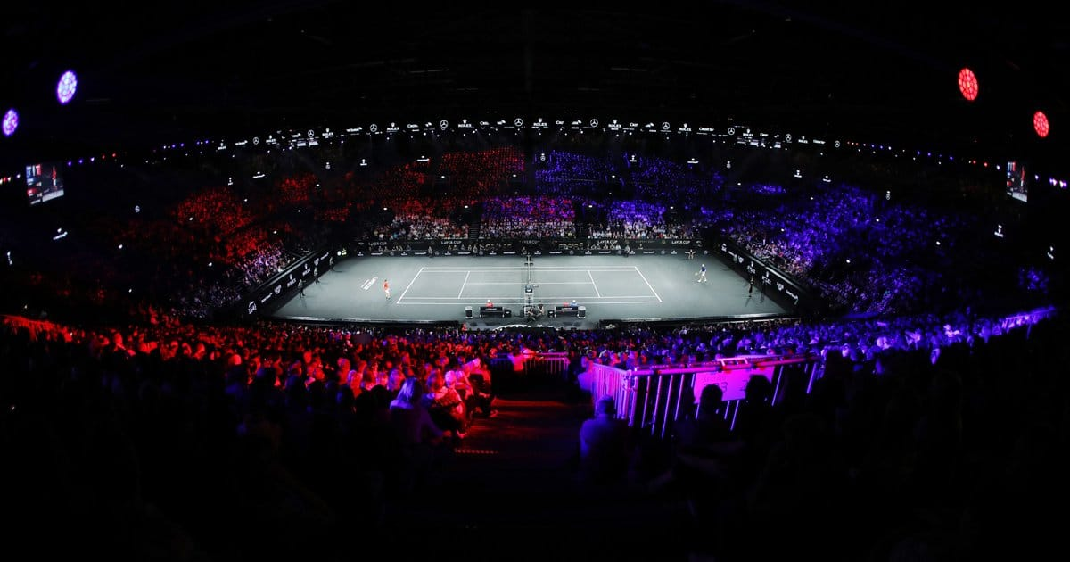 Laver Cup Day 1 2019