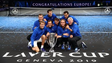 Photo of Team Europe Win Third Straight Laver Cup