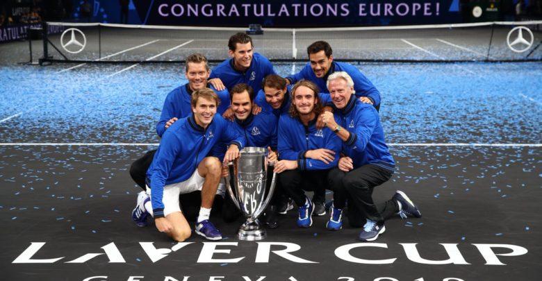 Laver Cup Team Europ Win 2019