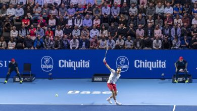 Photo of Federer Annihilates Albot at Swiss Indoors