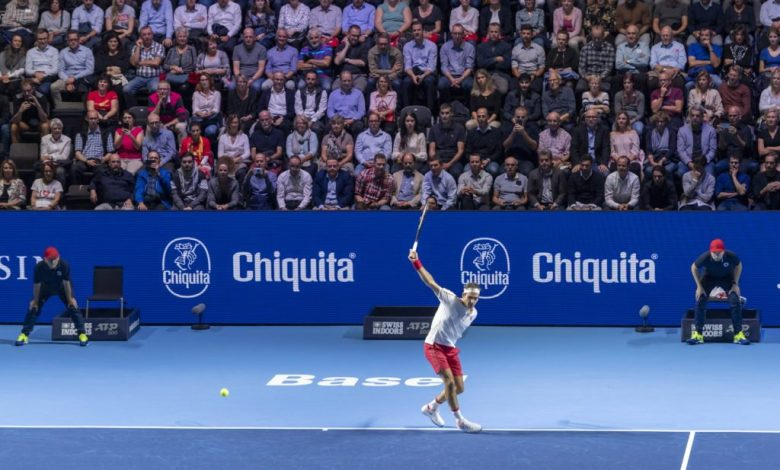 Federer Albot Basel 2019