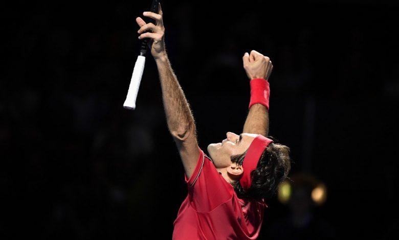 Federer Basel Final 2019