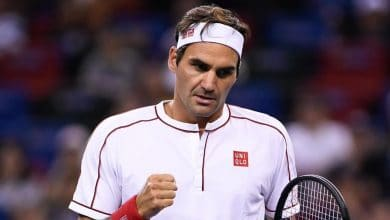 Photo of Federer Comes Through Goffin Test to Make Shanghai Quarters