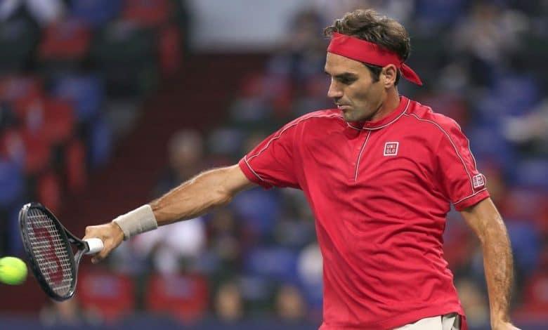 Federer Zverev Shanghai 2019