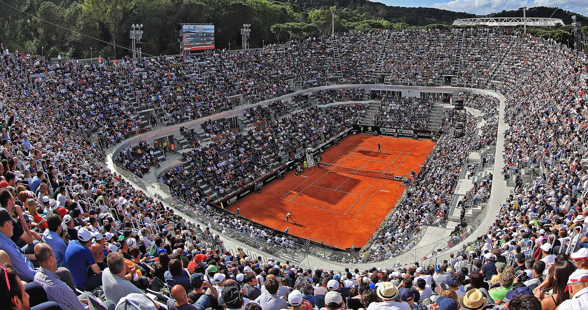 Italian Open Prize Money Rome 2020 Confirmed What Atp And Wta Players Will Earn Perfect Tennis