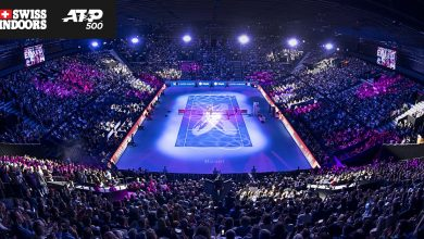 Swiss Indoors Draw 2019