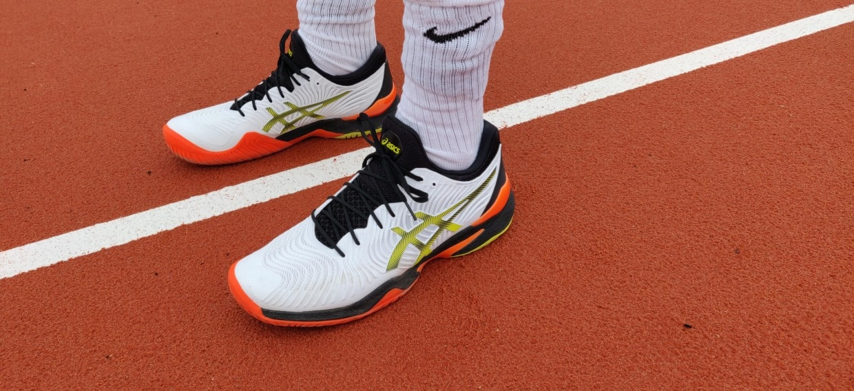 Asics Court FF 2 Stability