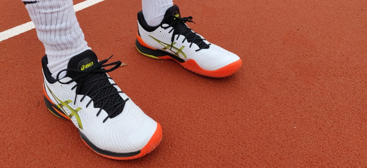 Asics Court FF 2 Review - peRFect Tennis