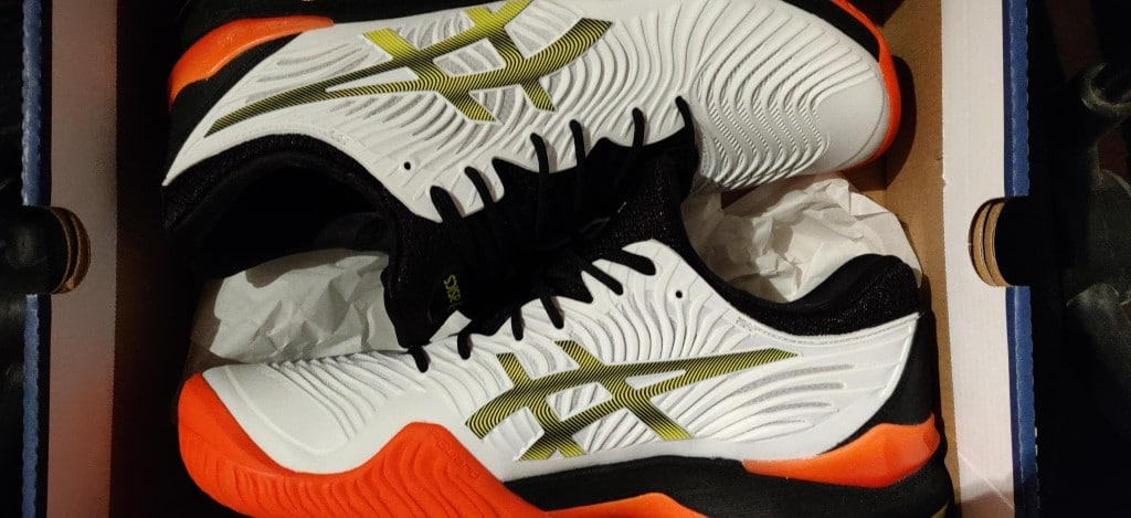 Asics Court Ff2 Review