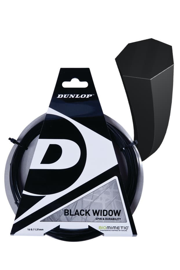 Dunlop Black Widow Heptagonal
