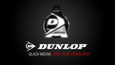 Photo of Dunlop Black Widow 16 Tennis String Review