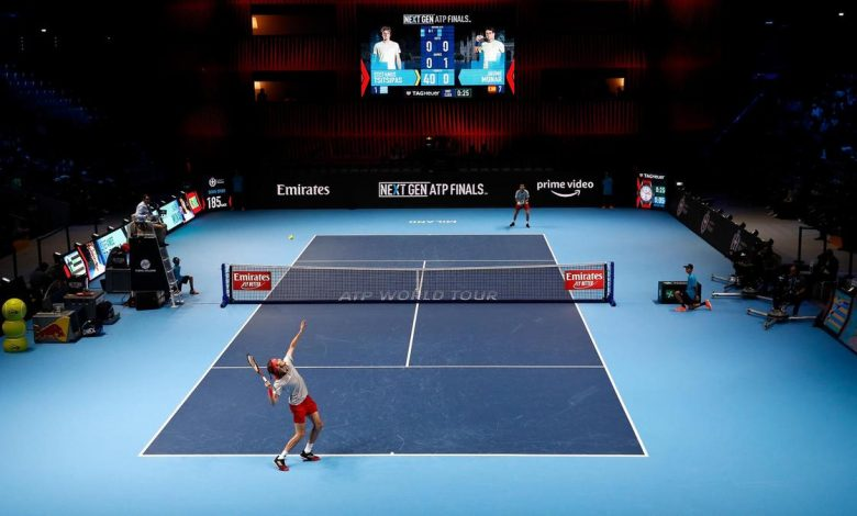 Next Gen Atp Finals Prize Money