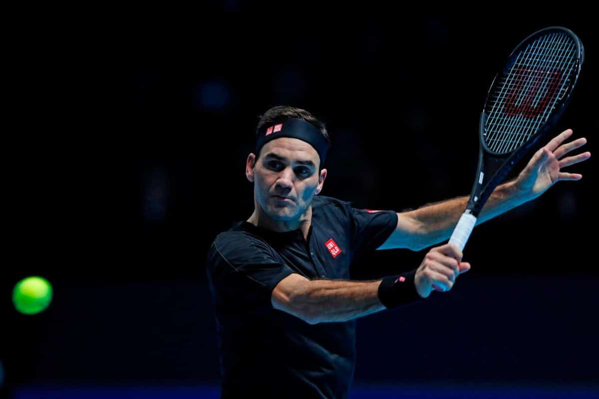 Federer Berrettini Round Robin