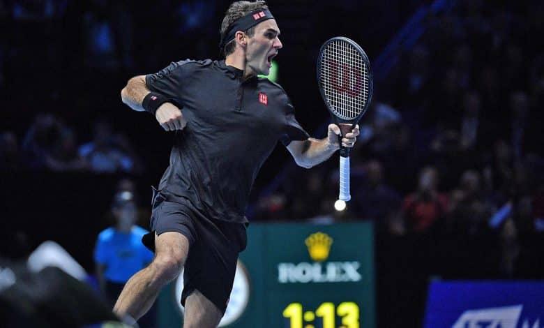 Federer Djokovic London 2019 Rr