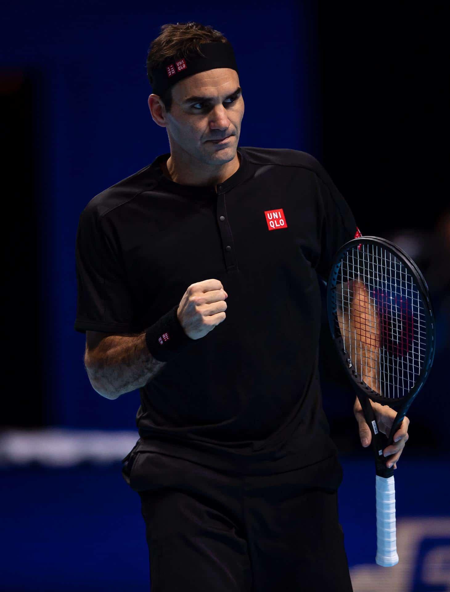 Federer Djokovic London 2019