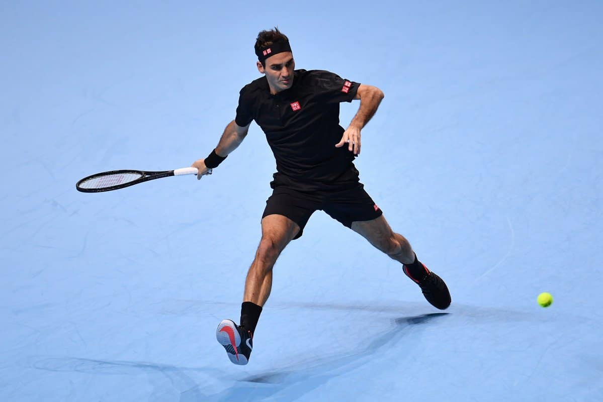 Vintage Federer Knocks Out Djokovic In London Perfect Tennis