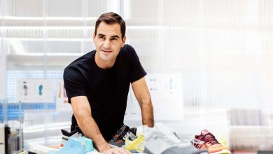 Photo of Roger Federer Becomes On Running Ambassador
