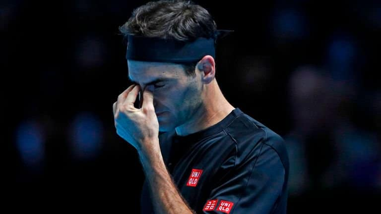 Federer Thiem Atp Finals 2019