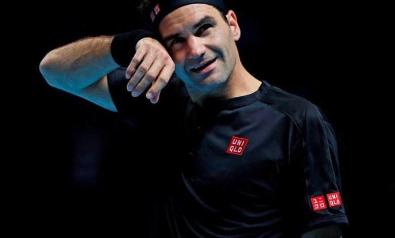 Federer Thiem London 2019