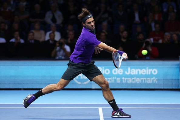 Federer Tour Finals