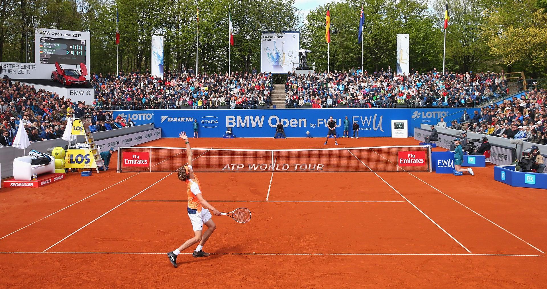Bmw Open Munich Prize Money 2021 Confirmed Perfect Tennis