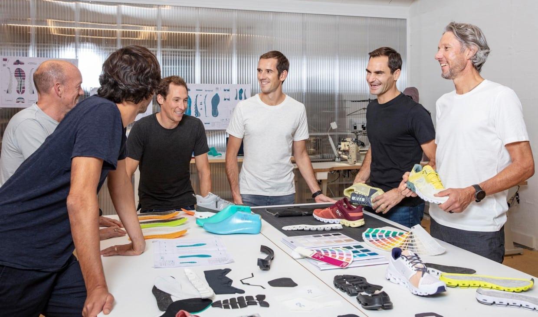 On Running Federer Brand