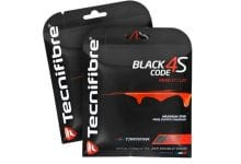 Photo of Tecnifibre Black Code 4S String Review