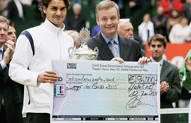 Federer Career Prize Money