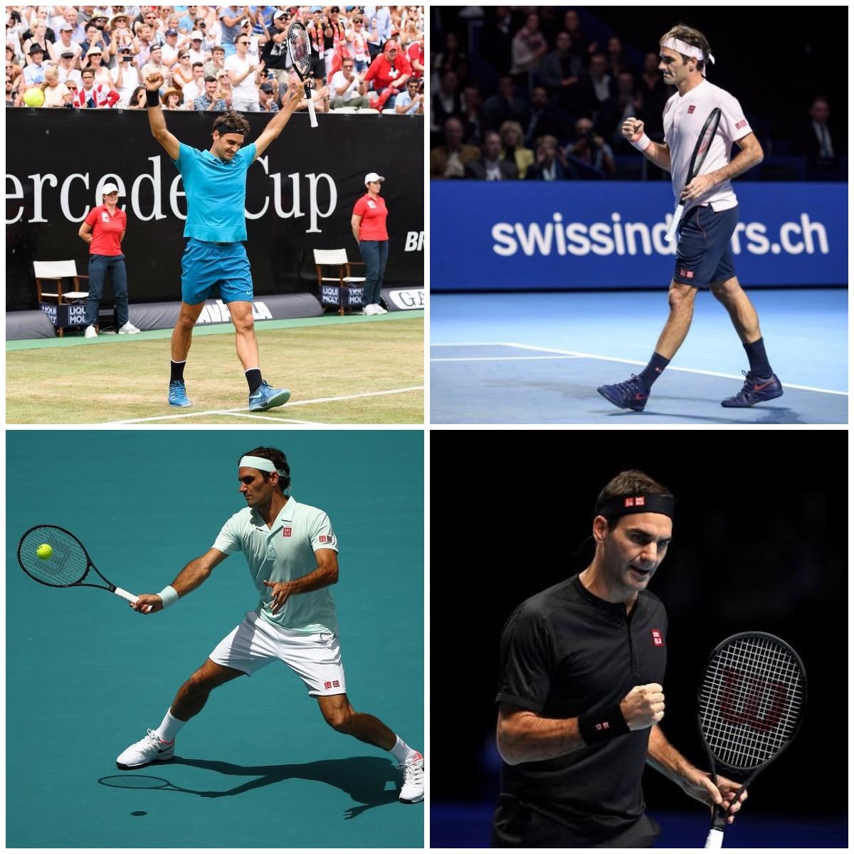 Federer 18 19 Oufits