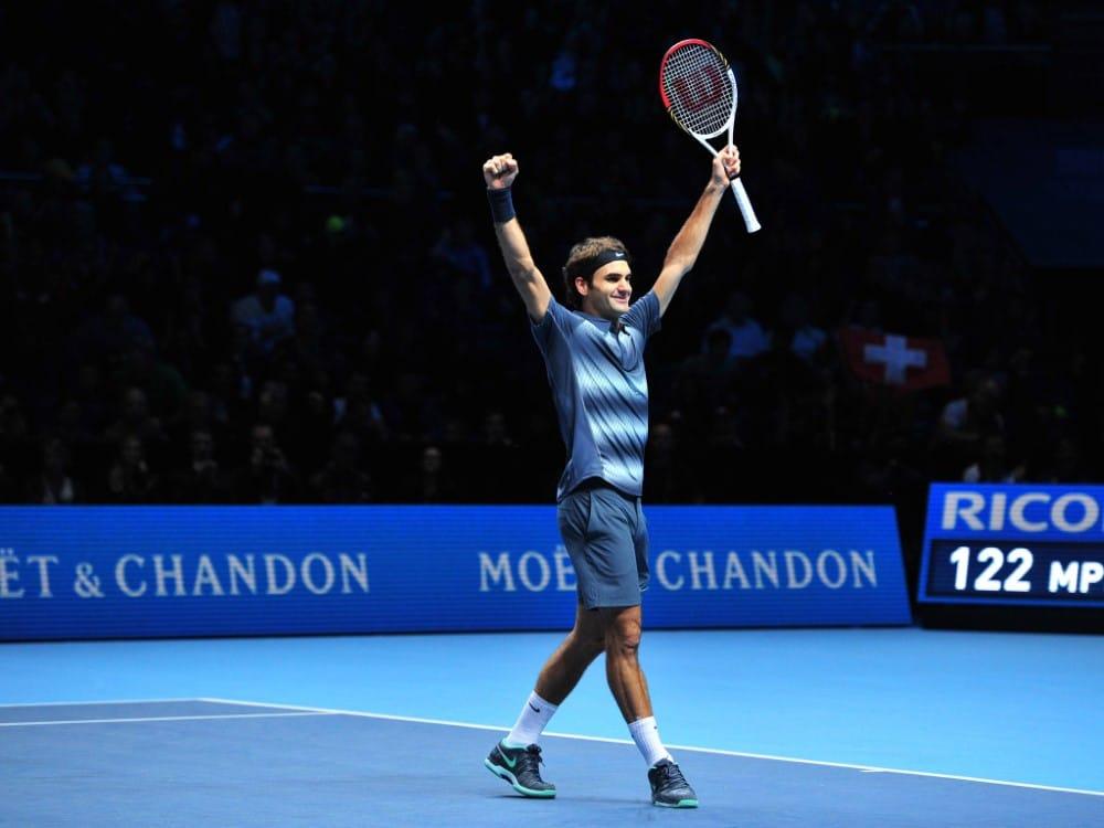 Federer Wtf 2013