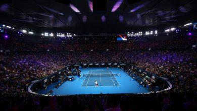 Australian Open Draw 2020