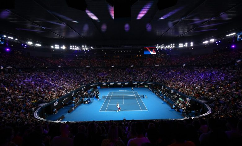 Australian Open Draw 2020 Federer In The Same Half As