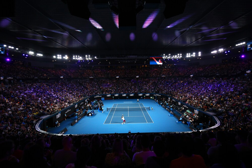 Australian Open Draw 2020 Federer In The Same Half As