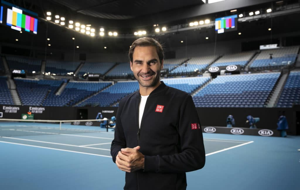 Roger Federer says Australian Open officials handled air issue poorly