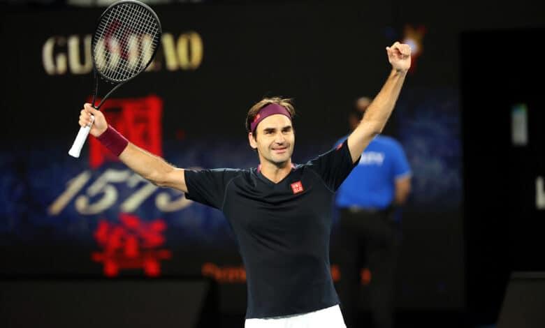 Federer 3R AO 2020