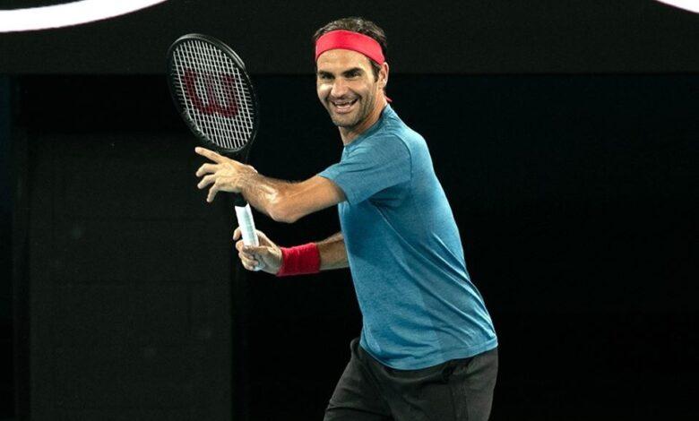 Federer Australian Open Gear 2020