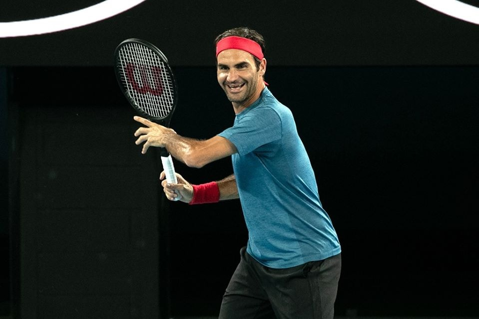 Roger Federer S Outfit For The Australian Open 2020 Perfect Tennis
