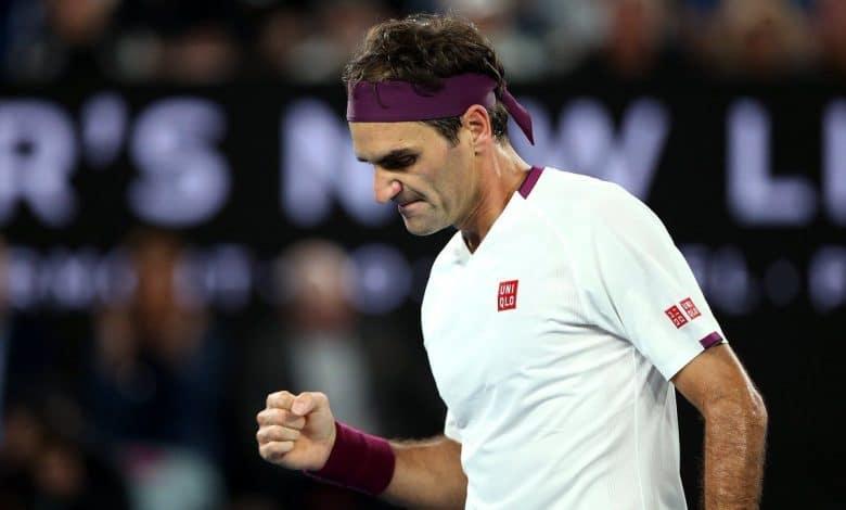 Federer Fucsovics Ao 2020