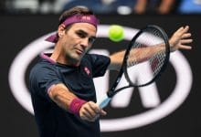 Photo of Federer Breezes Past Johnson in Australian Open 1st Round