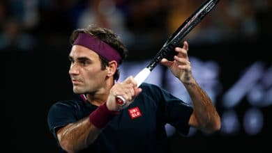 Photo of Federer Cruises Past Krajinovic into Australian Open Third Round