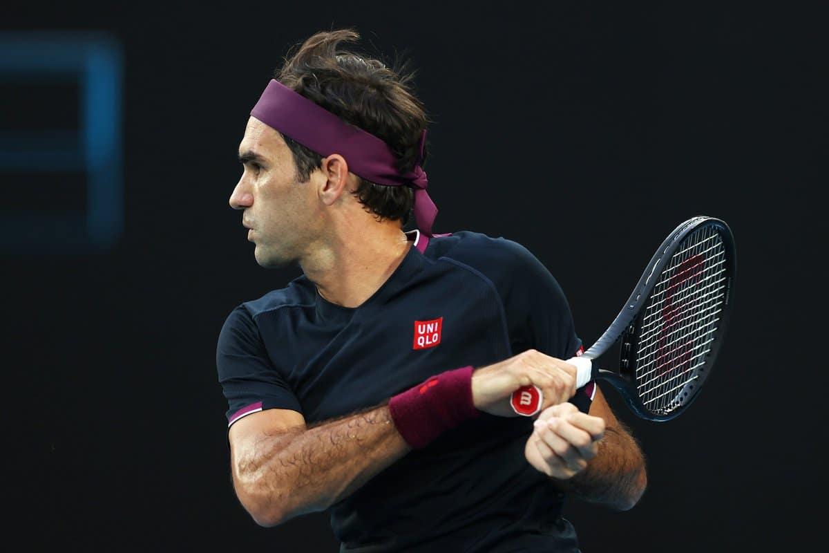 Federer Novak Ao 2020 Sf