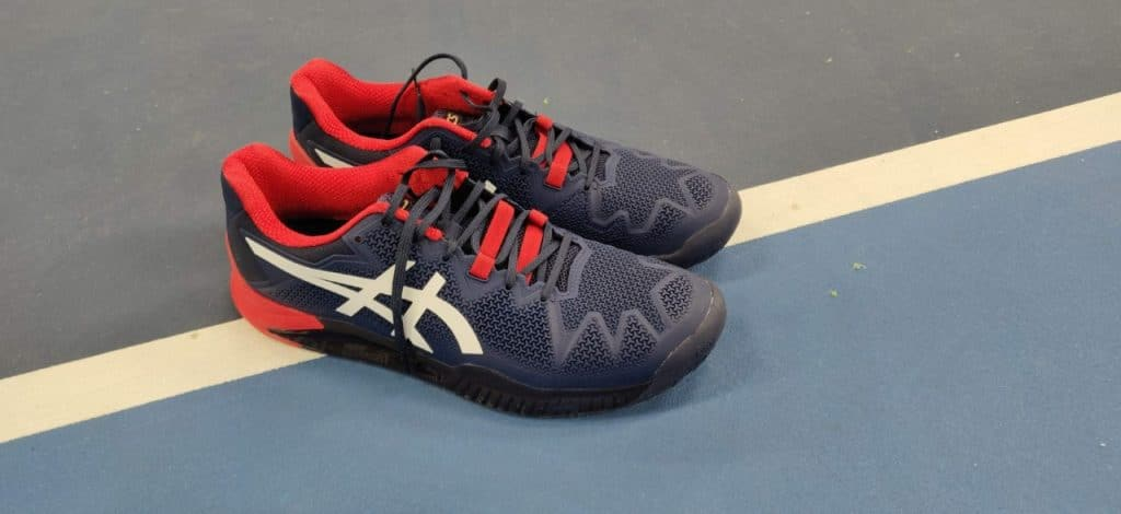 Asics Gel Resolution 8 Review - peRFect Tennis