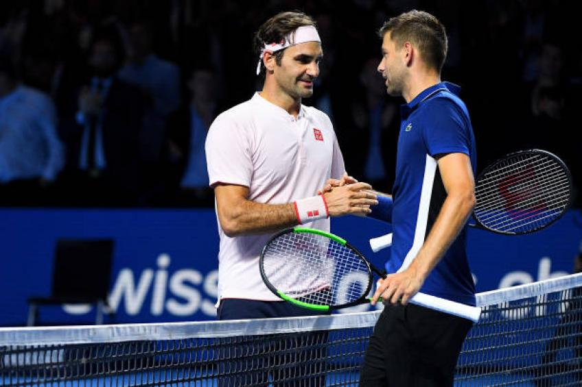 Federer Krajinovic Ao Prediction