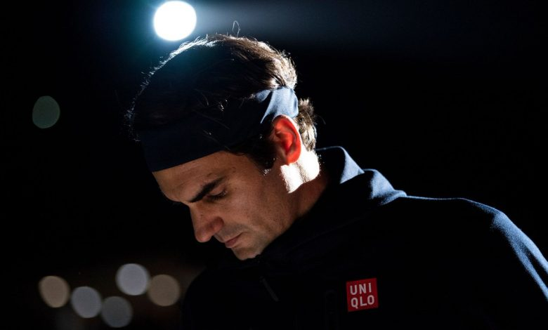 Federer Knee Surgery