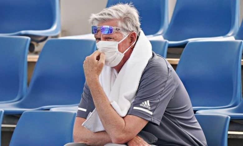 Mask Tennis