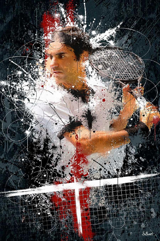 Roger Federer Image